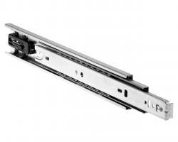 Coulisse à billes 3832SC Lg 300 -45/50K - Fermeture à blocage amortie (paire)
