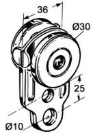 CHARIOT SIMPLE PR RAIL 35 X 30 (2731)