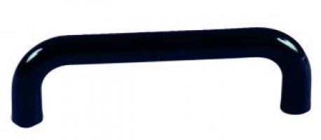 POIGNEE PLASTIQUE BLANC ENTRAXE 64MM