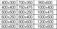 BAIE COULIS. HORIZONTALE 1000 X 400